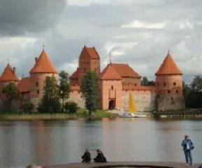 立陶宛的风景