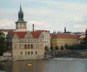 布拉格的风景