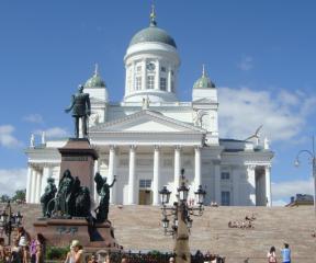 芬兰的风景